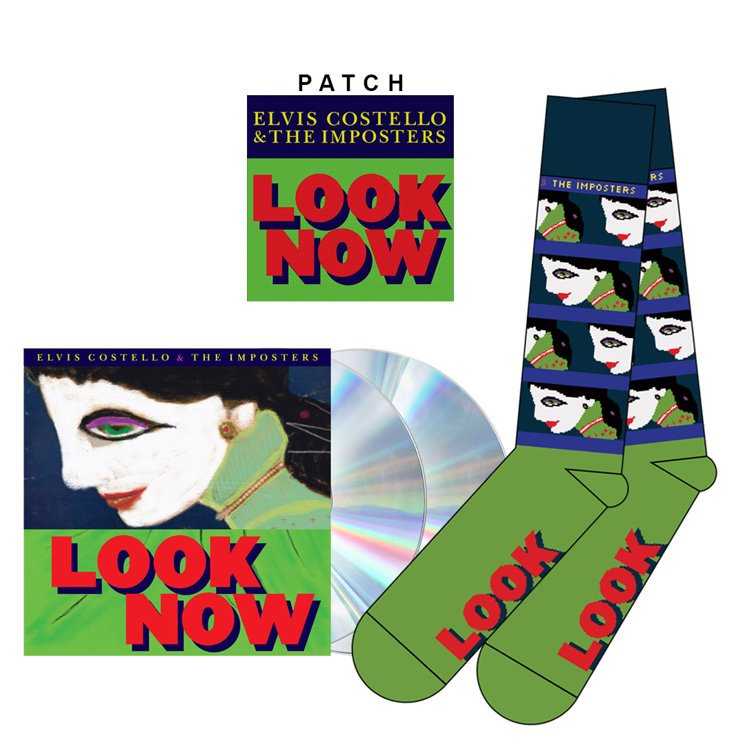 Deluxe 2xCD + Socks + Patch