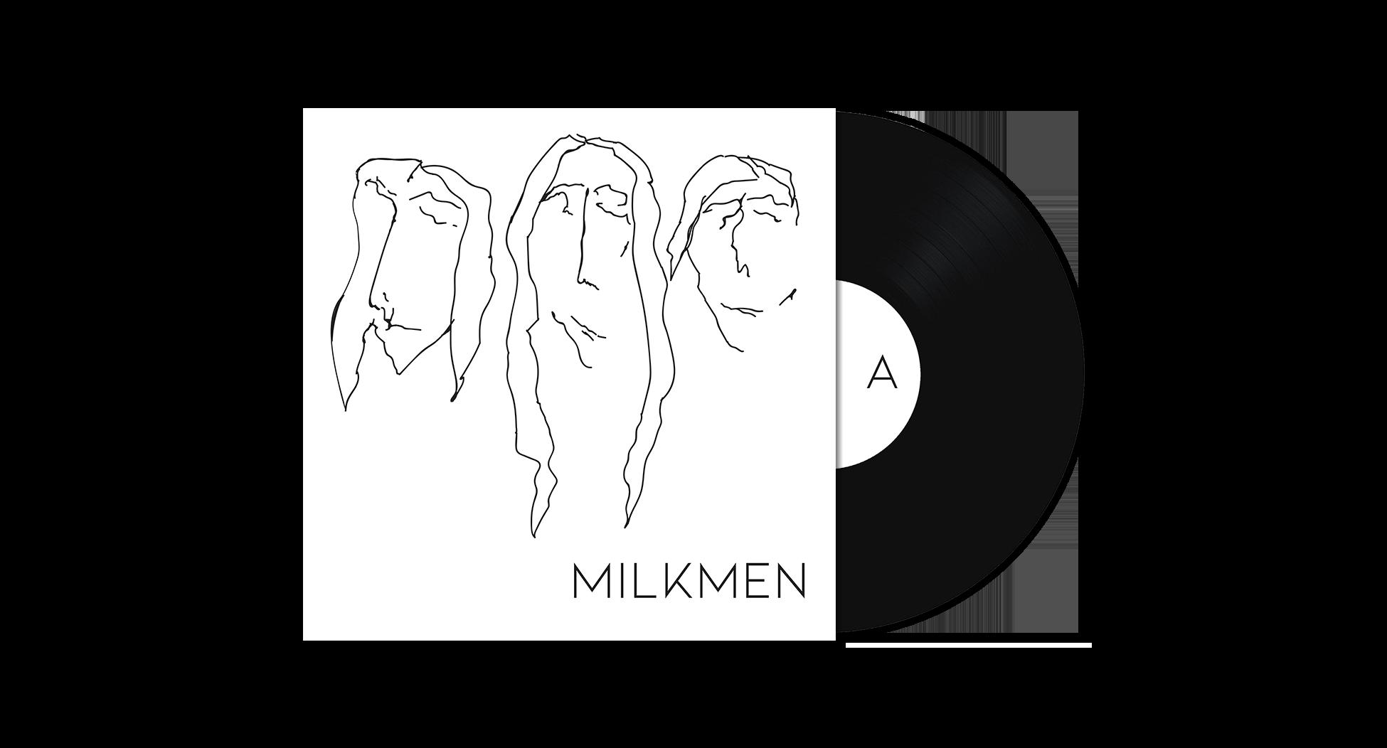Milkmen - Self-Titled LP