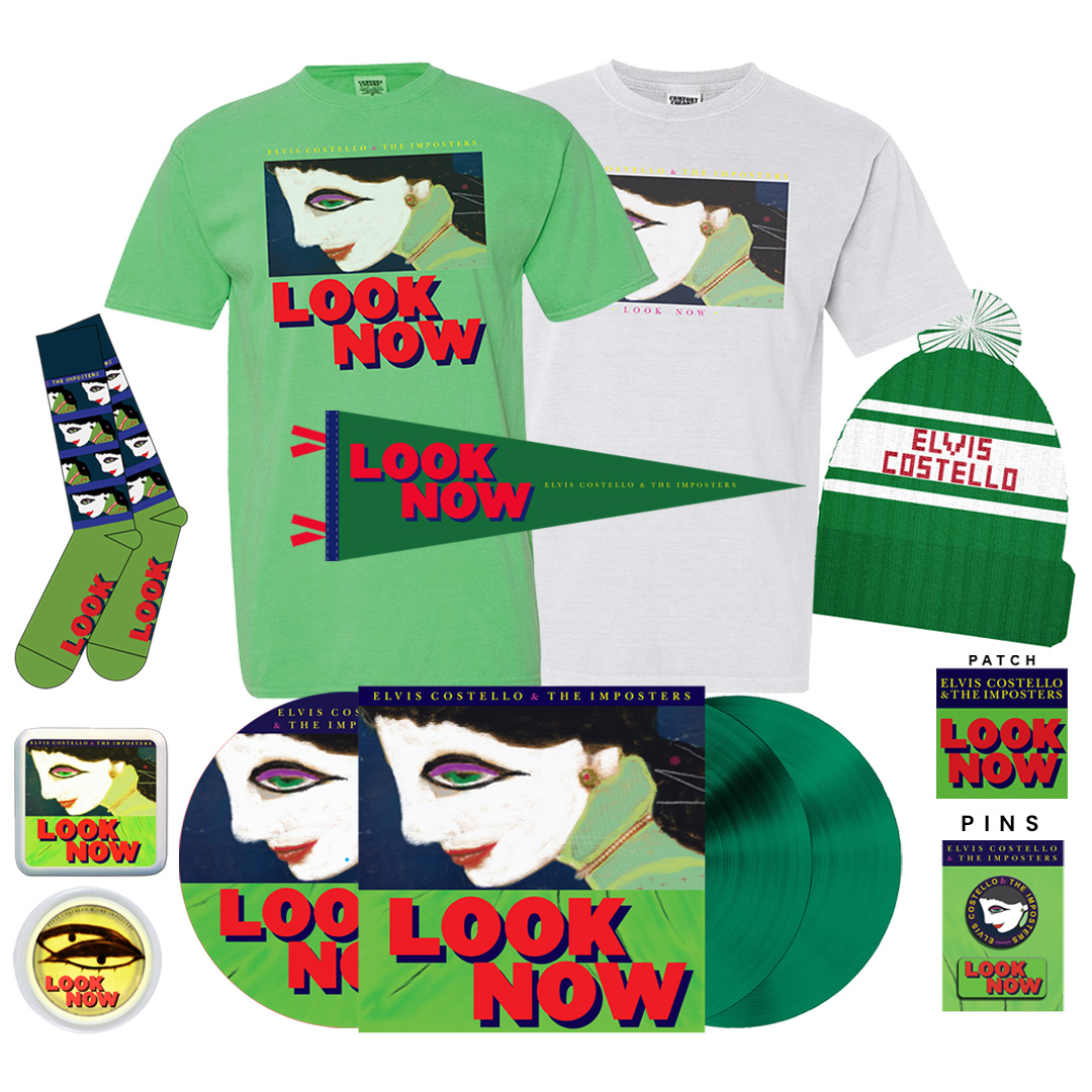 Signed Deluxe Green 2xLP Exceptional Bundle