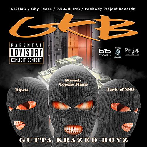Gutta Krazed Boyz - GKB