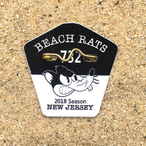 Beach Rats Beach Badge