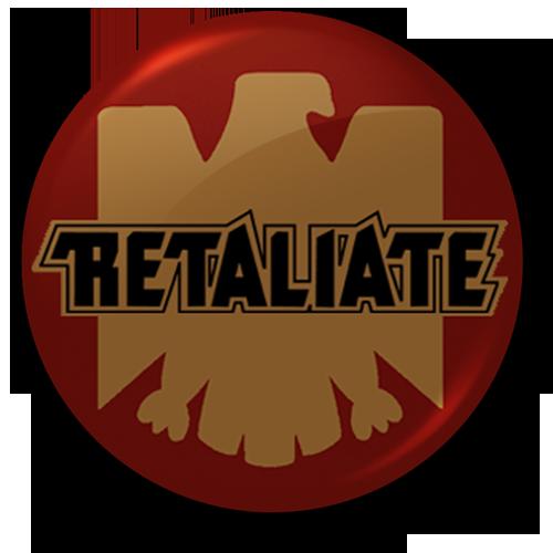 Retaliate Button