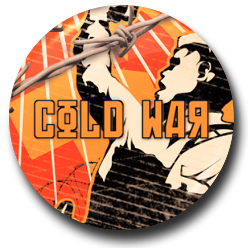 Cold War Button