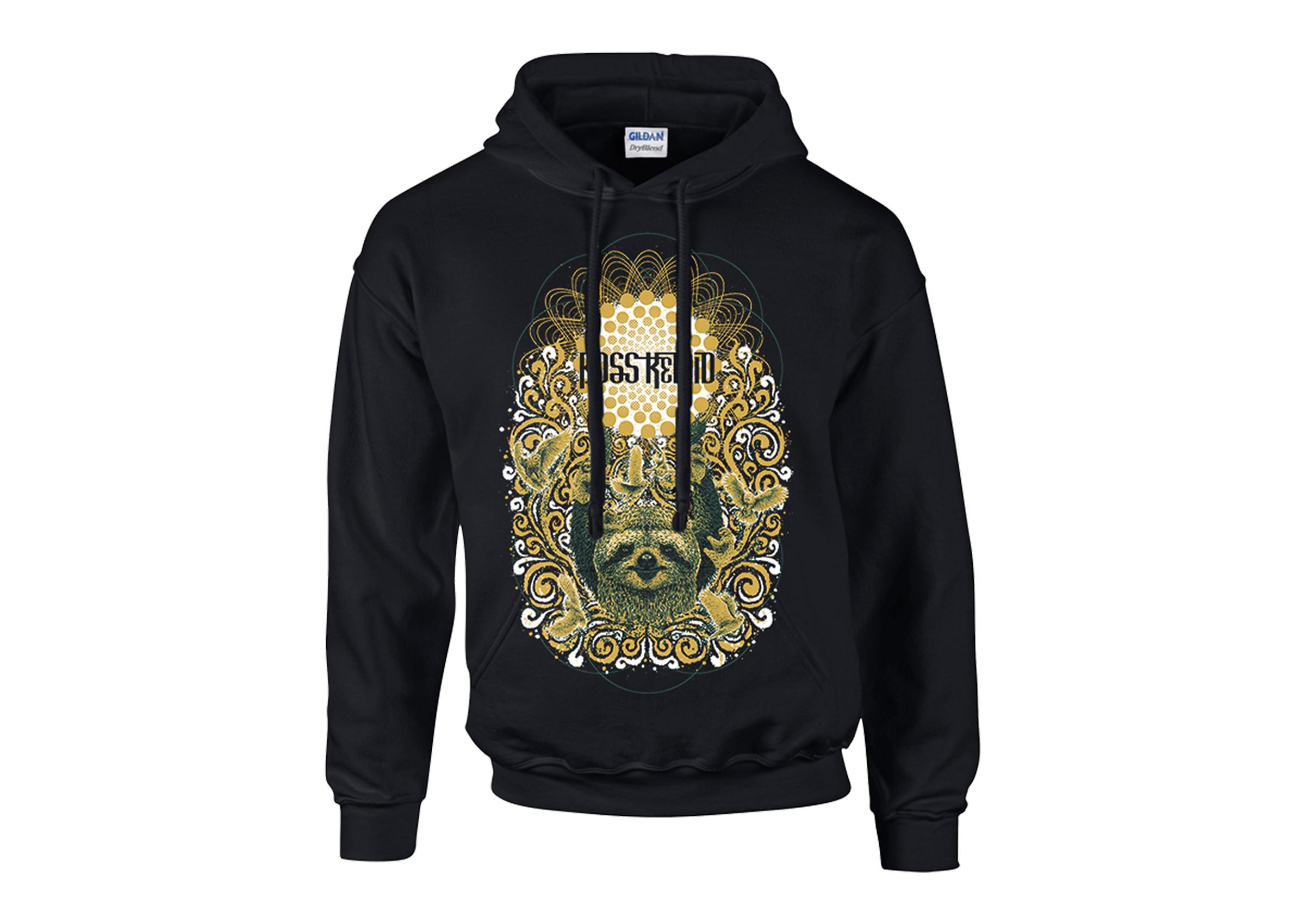 Boss Keloid - Herb Your Enthusiasm hoodie PREORDER