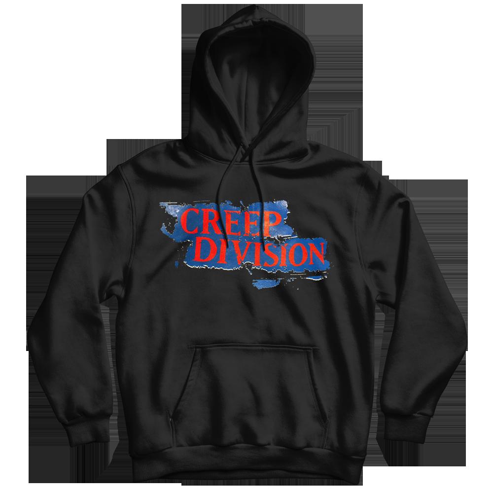 Creep Division Hooded Sweatshirt