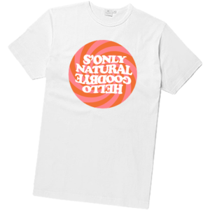 Hellogoodbye – S'Only Natural Shirt - PREORDER