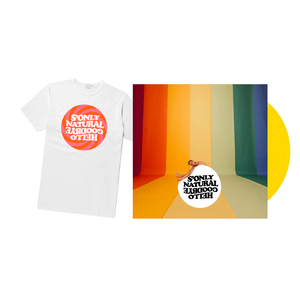 Hellogoodbye – S'Only Natural LP and Shirt - PREORDER
