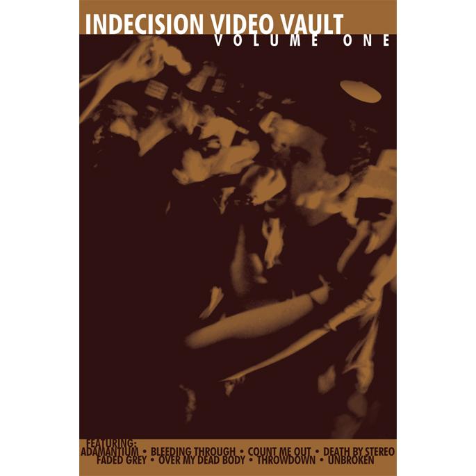 Indecision Video Vault Volume One