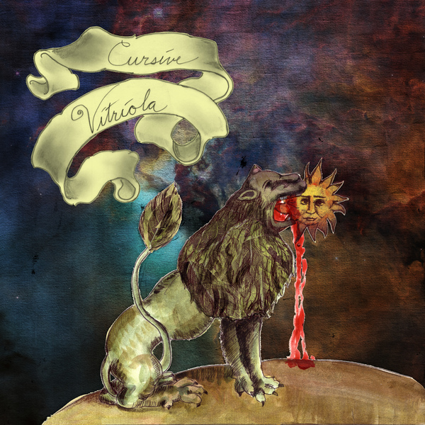 Cursive – Vitriola - LP/CD - PREORDER