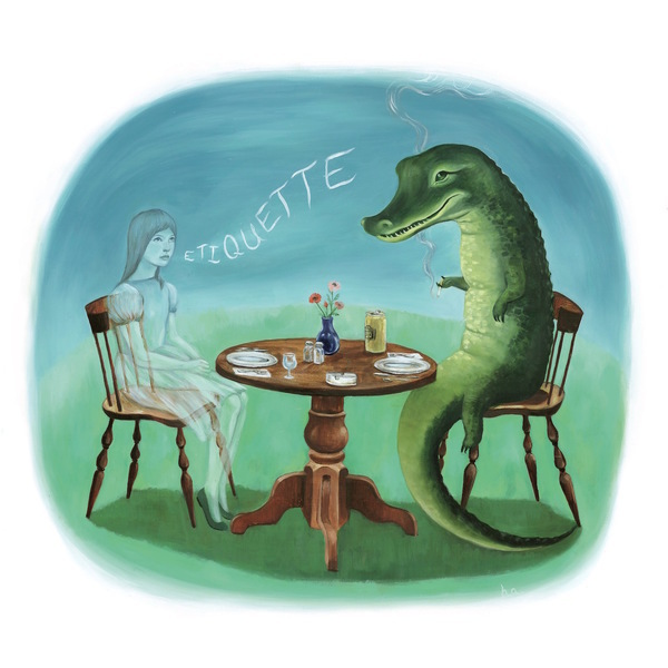 Casiotone for the Painfully Alone - Etiquette LP