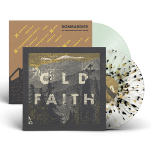Old Faith & Bombardier - Vinyl Bundle