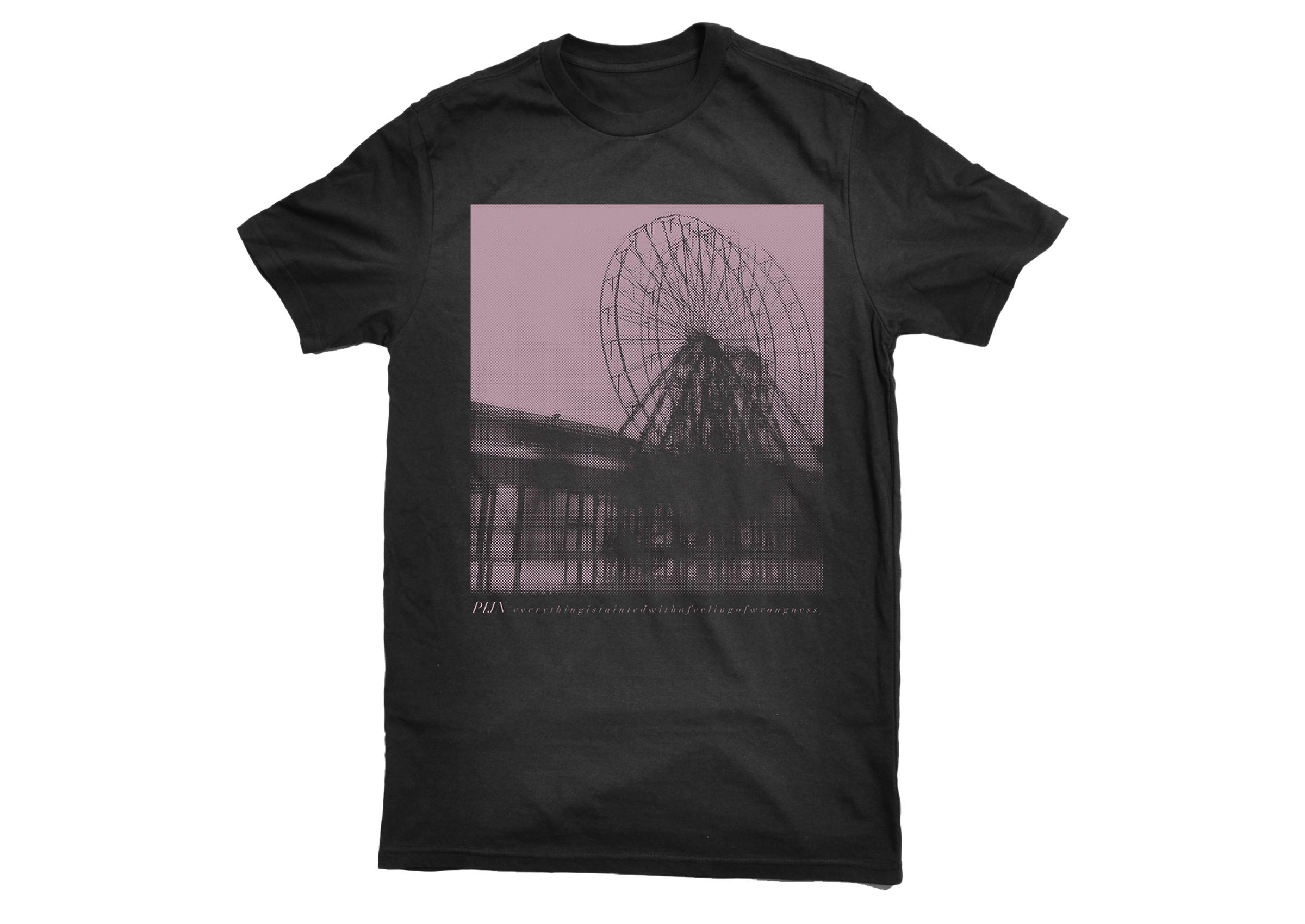 Pijn - Loss black shirt PREORDER