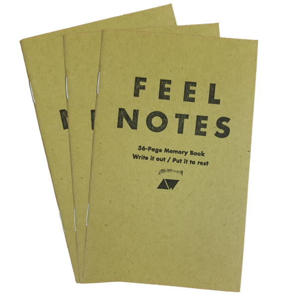 Notebook - 3 Pack