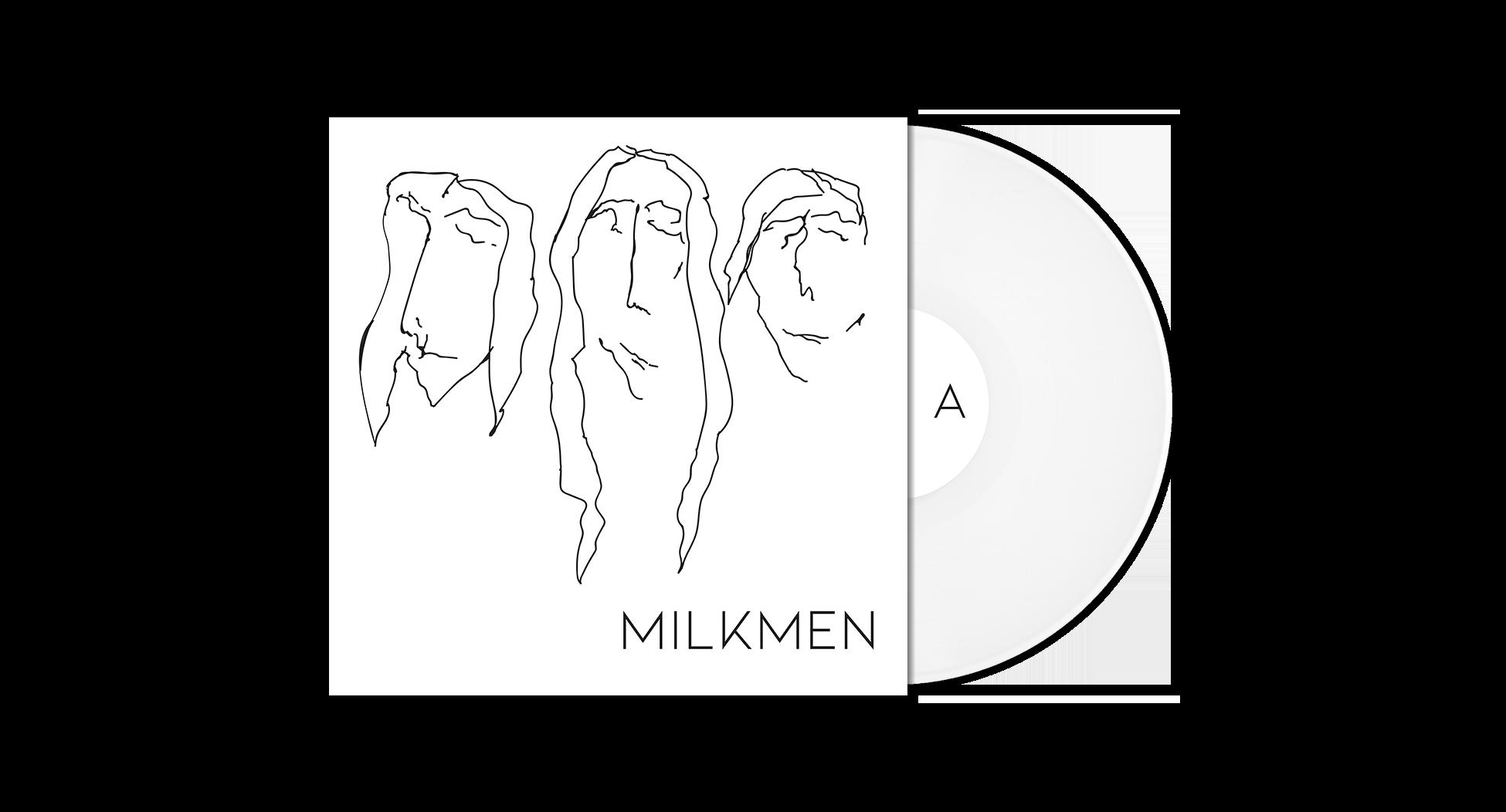 Milkmen S/T LP Bundle