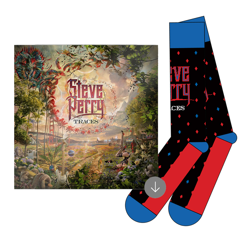 Custom Socks + Album Download