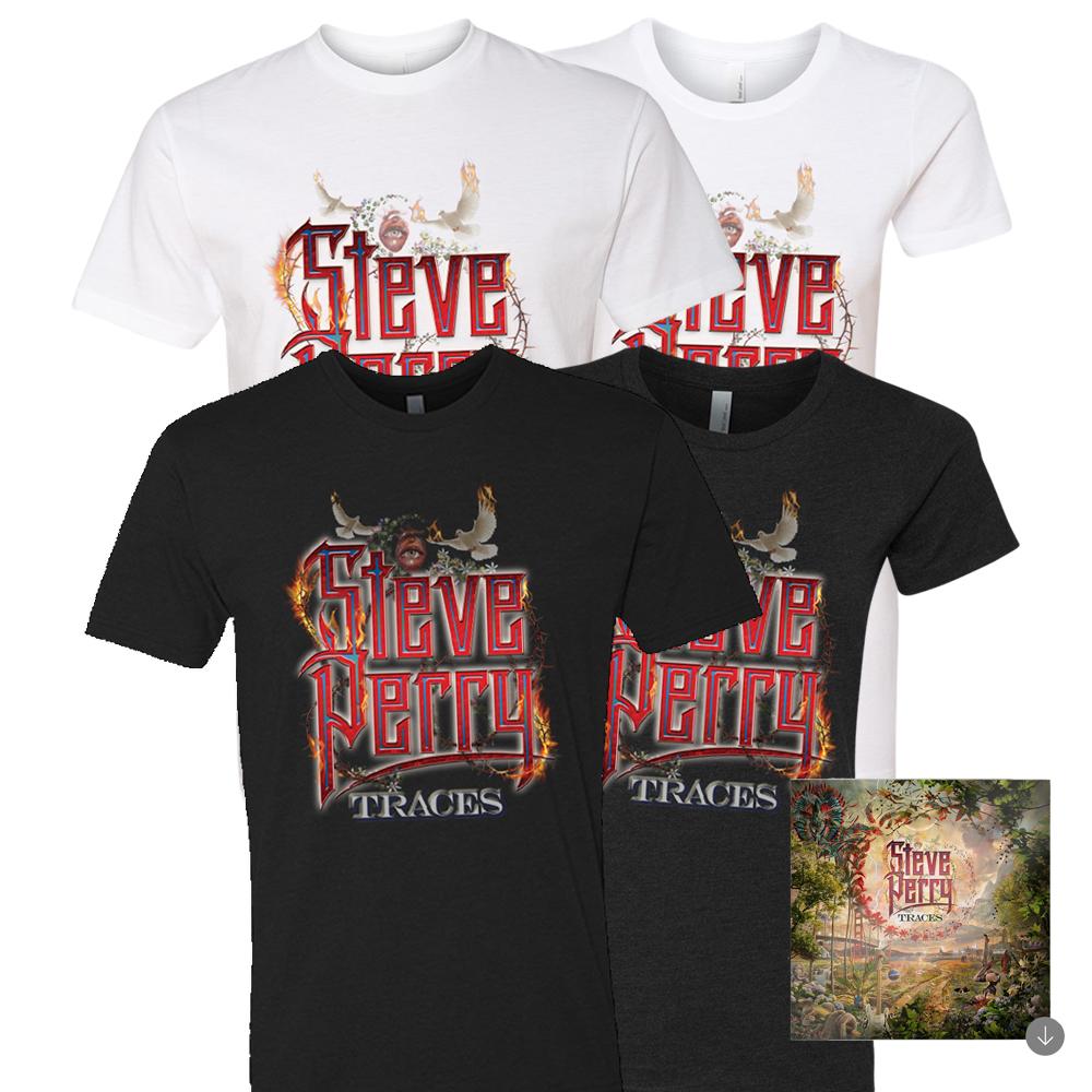 Tee Shirt (Men's or Women's) + album download