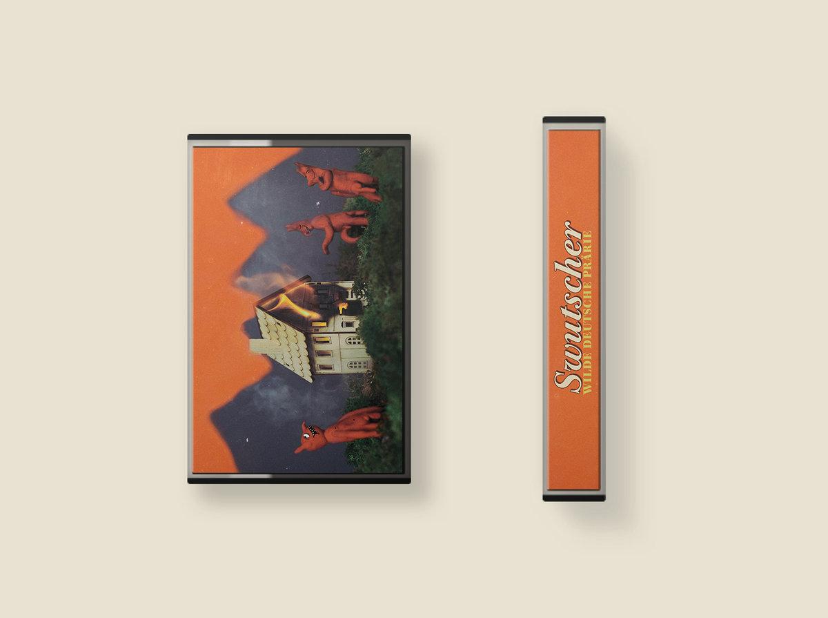 Wilde Deutsche Prärie [Album]