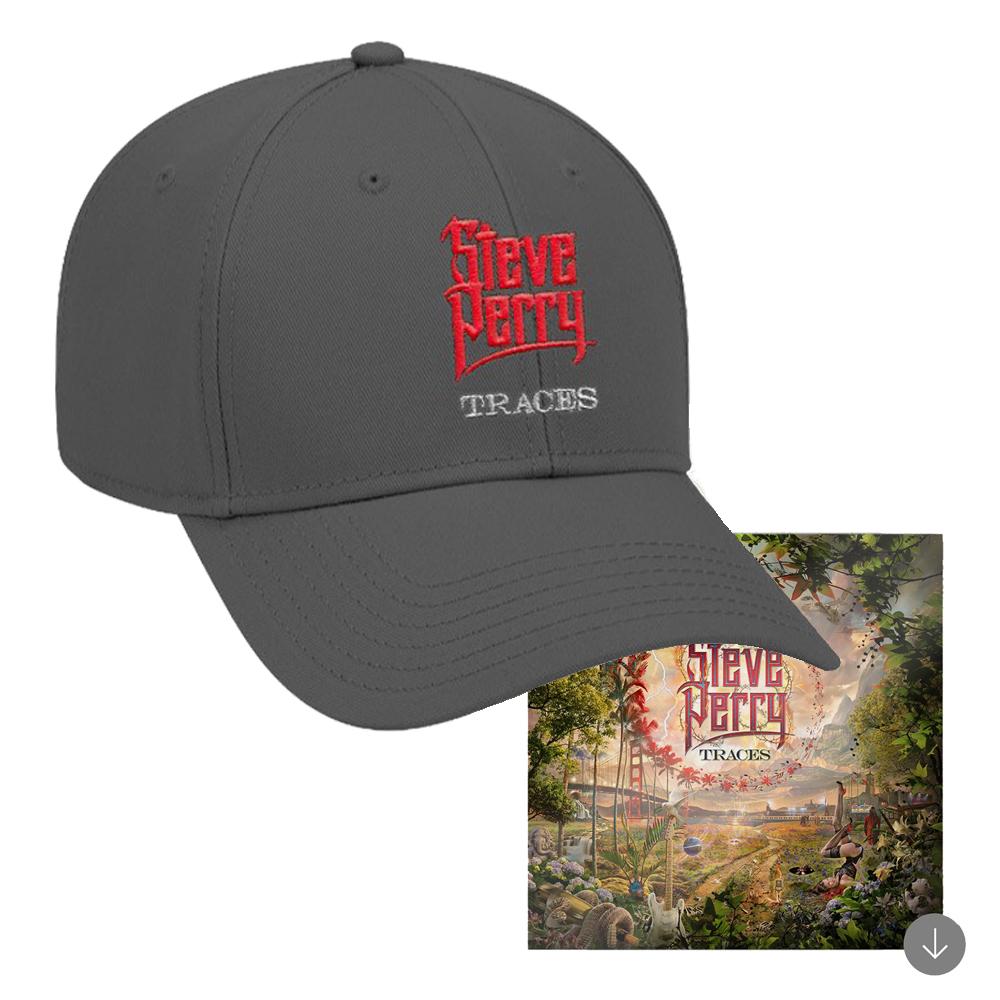 Embroidered Premium Cap + Album Download