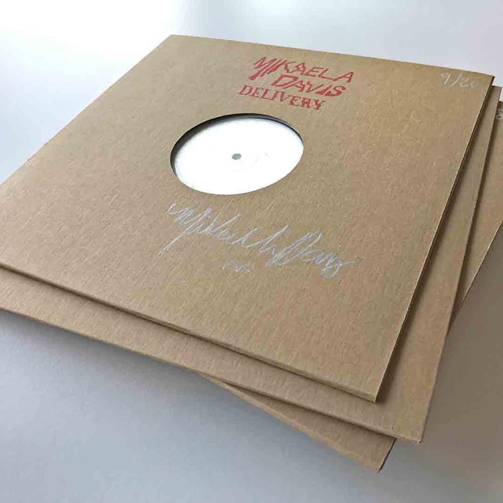Mikaela Test Pressing + Delivery Color Vinyl
