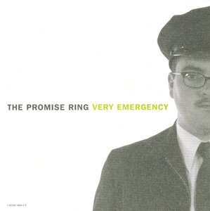 THE PROMISE RING ´Very Emergency´ LP