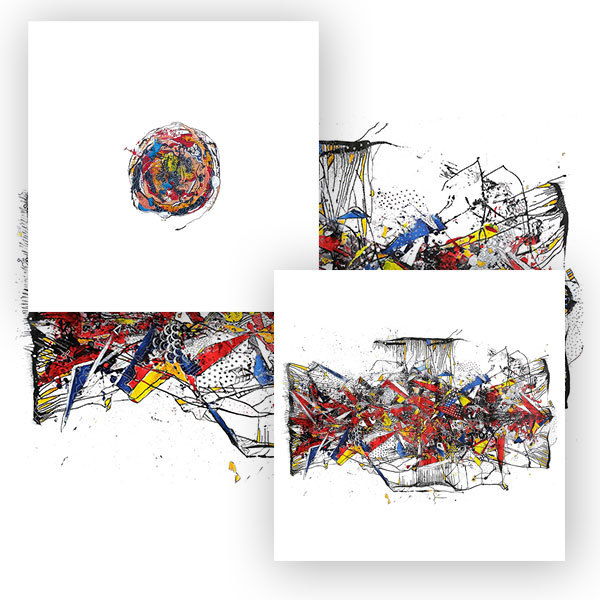 mewithoutYou – [Untitled] Album + [untitled] e.p Vinyl Bundle - PREORDER