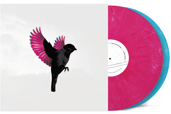 NEW ALBUM ON VINYL- Special Edition (2 Disc Colored Set)