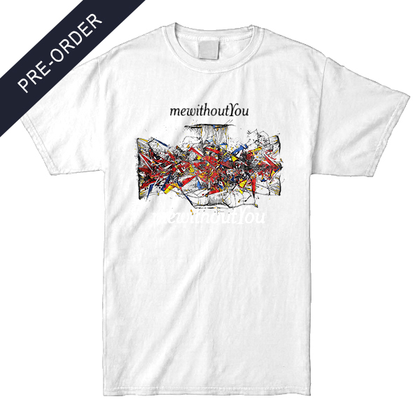 mewithoutYou - [Untitled] Shirt