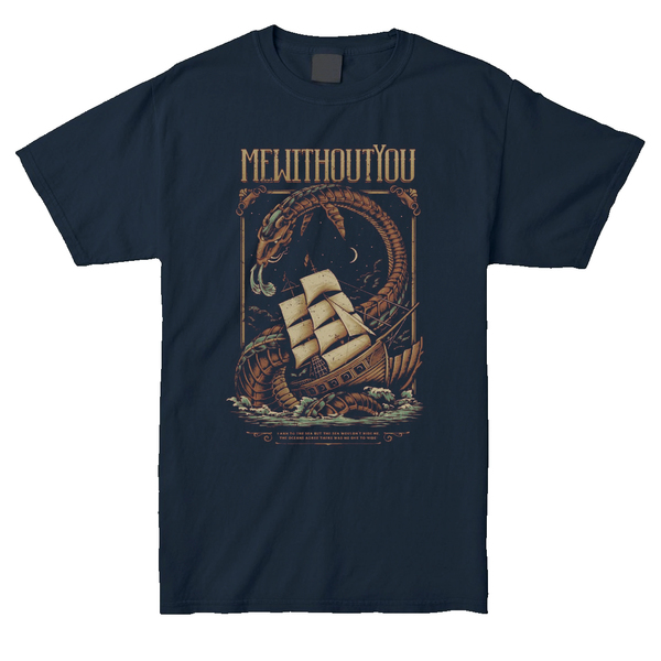 mewithoutYou – [Untitled] T-Shirt - PREORDER