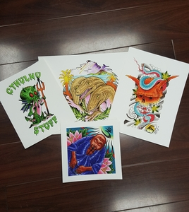 Nick's Discounted Print Package: One of each print