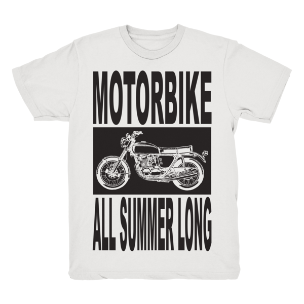 Motorbike Tee