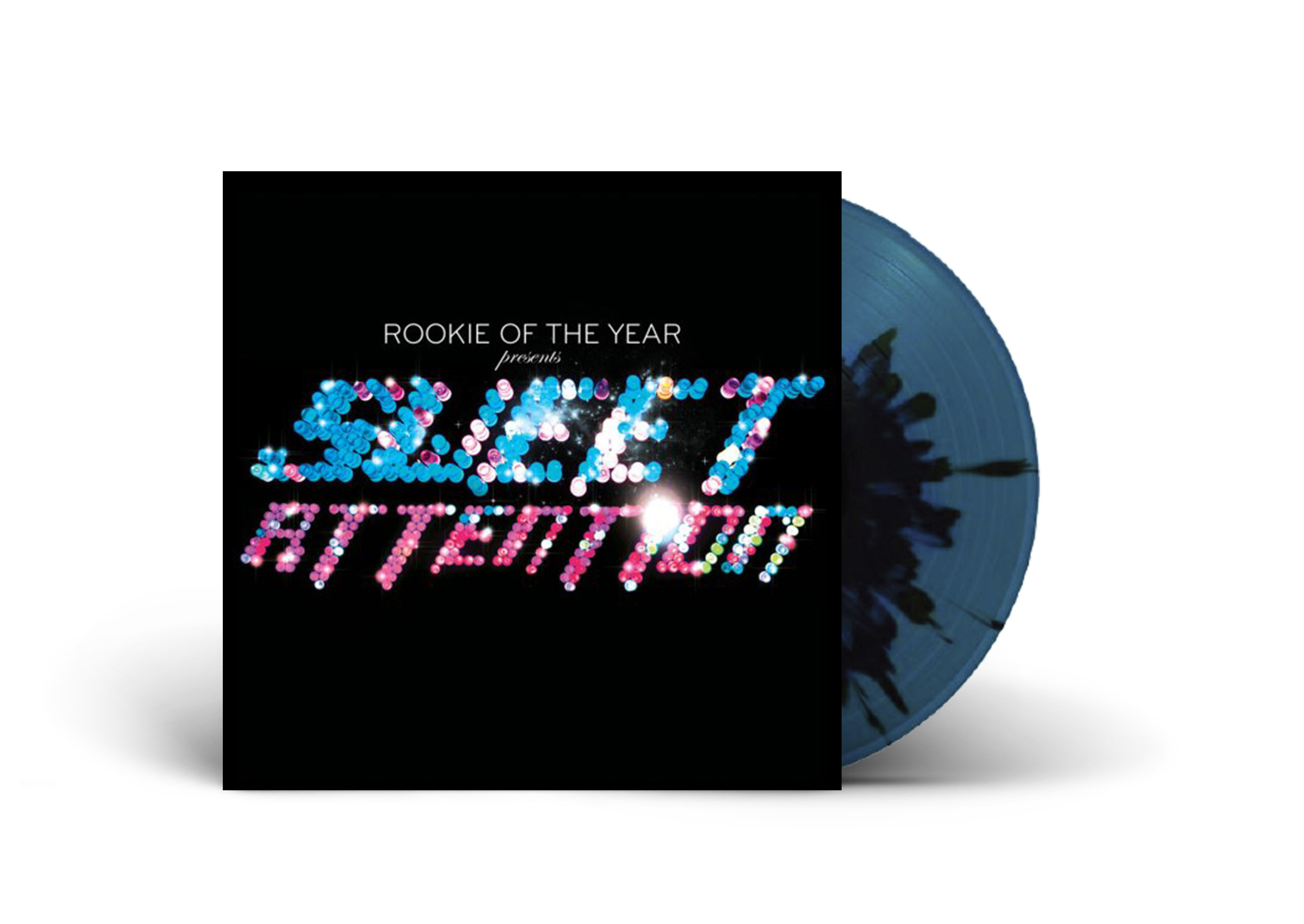 Rookie Of The Year -  'Sweet Attention' 10 Year Anniversary Vinyl