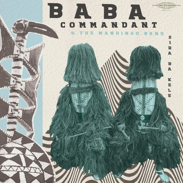 Baba Commandant - Siri Ba Kele