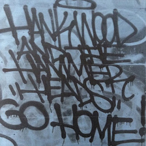 Hank Wood and the Hammerheads - Go Home! LP