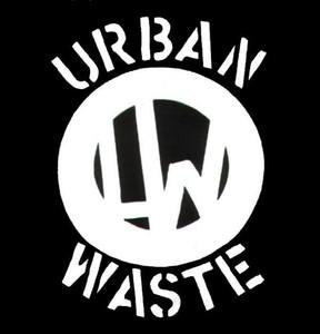 Urban Waste - s/t LP