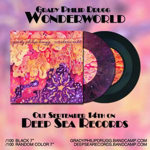 Grady Philip Drugg- Wonderworld