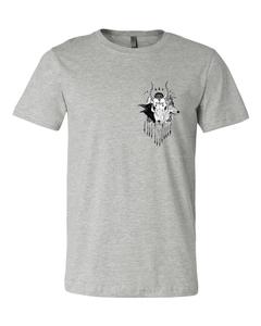 ArcTanGent Pocket Skull T-shirt