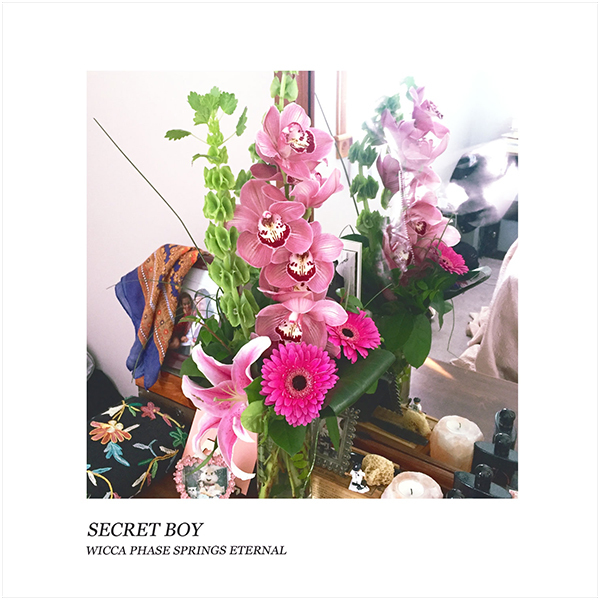 Wicca Phase Springs Eternal - Secret Boy PREORDER
