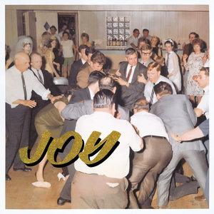 Idles - Joy as an Act of Resistance LP/CD