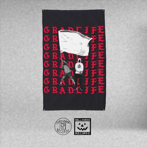 Grad Life Flag