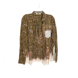 Always In Check L/S Woven (S-XL)
