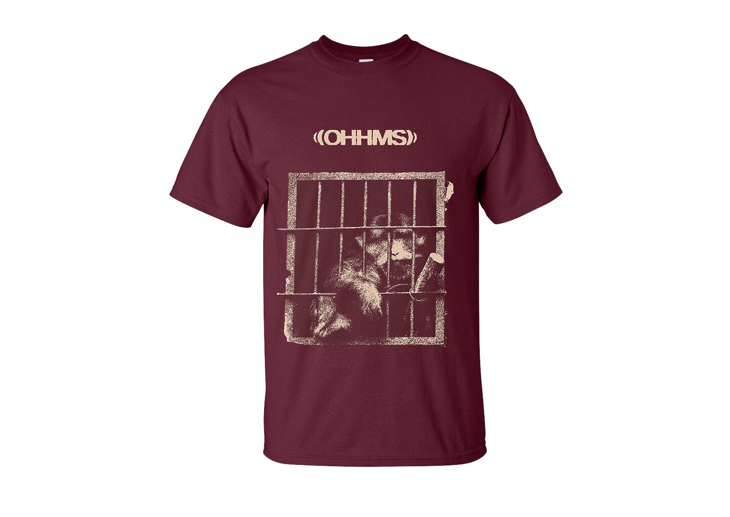 OHHMS - Exist Monkey shirt PREORDER