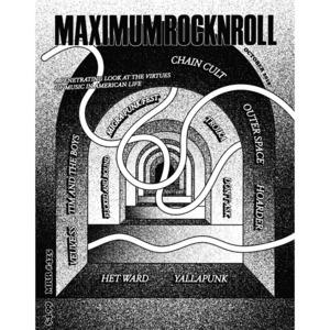 MAXIMUM ROCKNROLL #425 & back issues
