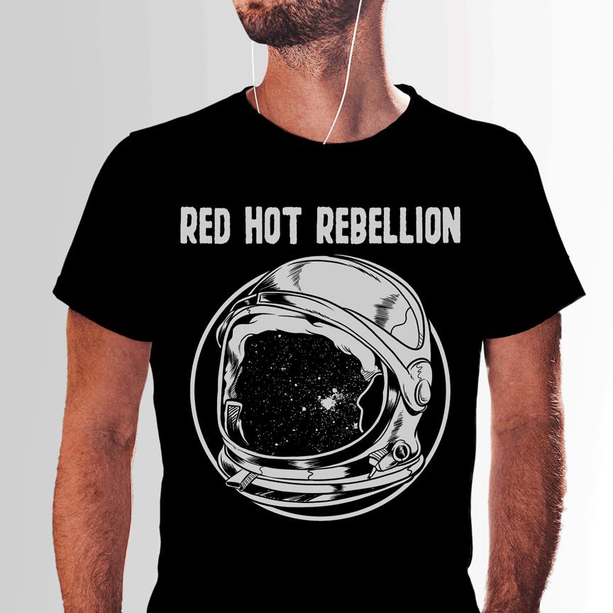 RHR Space Man T-Shirt