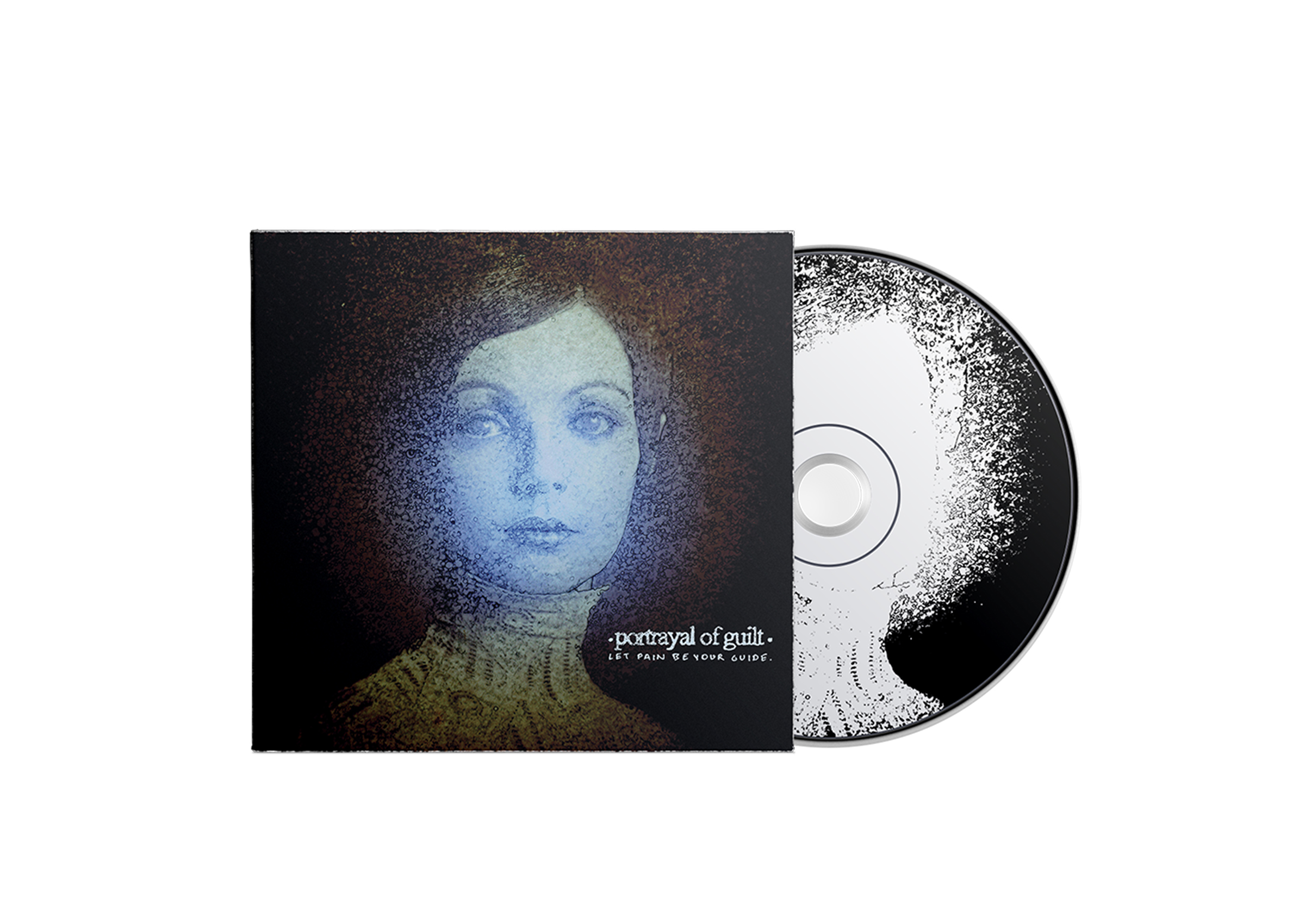 Portrayal of Guilt - Let Pain Be Your Guide PREORDER