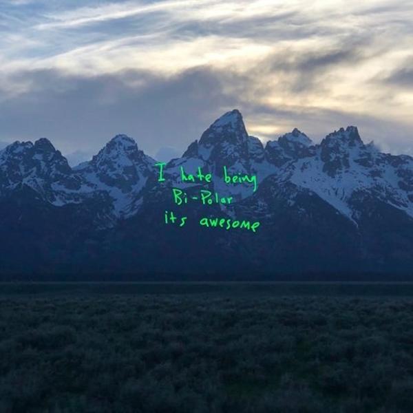 Kanye West - ye LP
