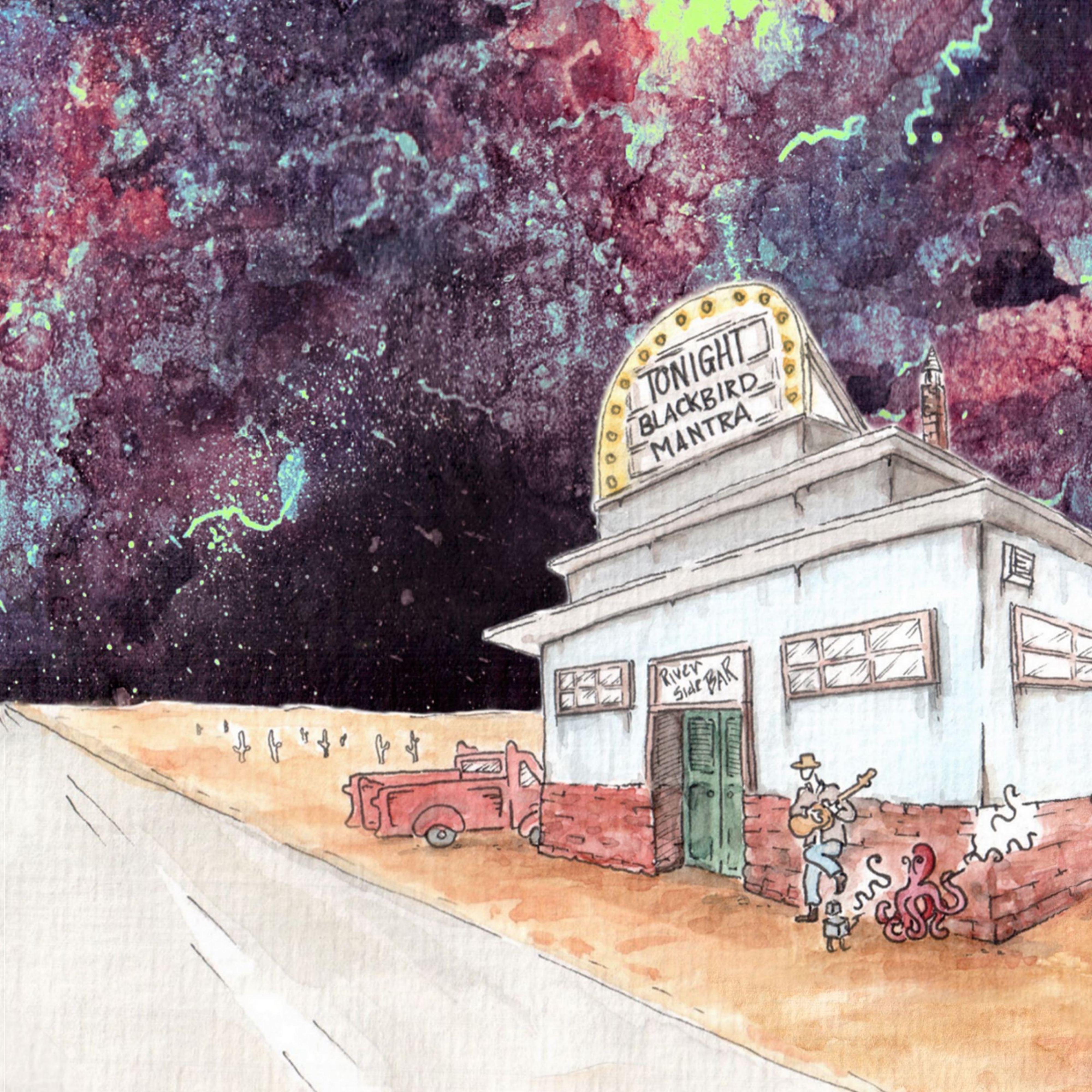 Blackbird Mantra - Riverside Bar