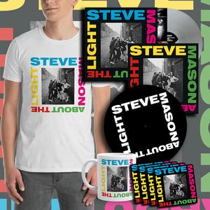 Complete Bundle: Deluxe Vinyl + Album T Shirt + Mug/Coasters + Slipmat: £70