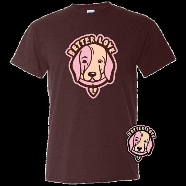 Doggie Tee + Doggie Pin
