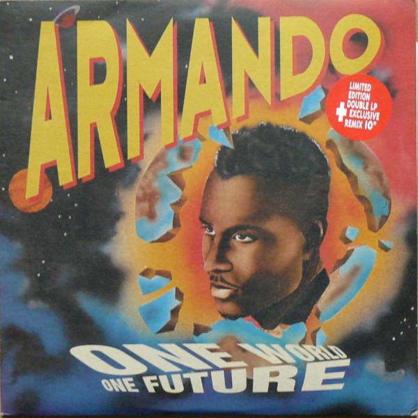 Armando – One World One Future LP 2 x 12