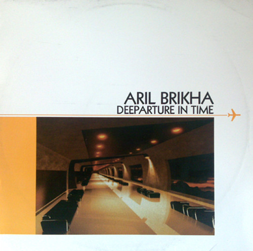 Aril Brikha ‎– Deeparture In Time (Transmat)